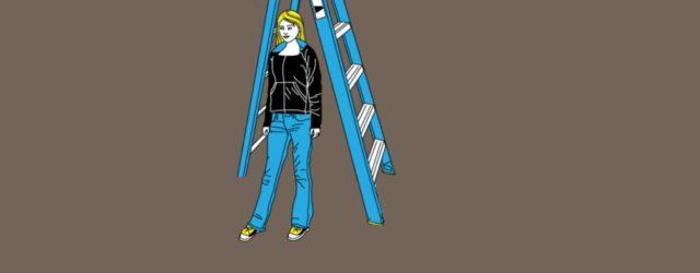 Perché non si può passare sotto una scala?