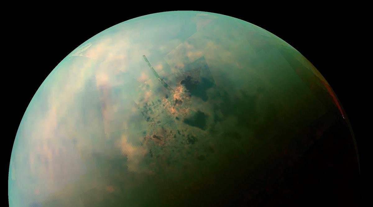 Il satellite Titano