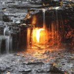 Perché il fuoco di Chestnut Ridge non si spegne?