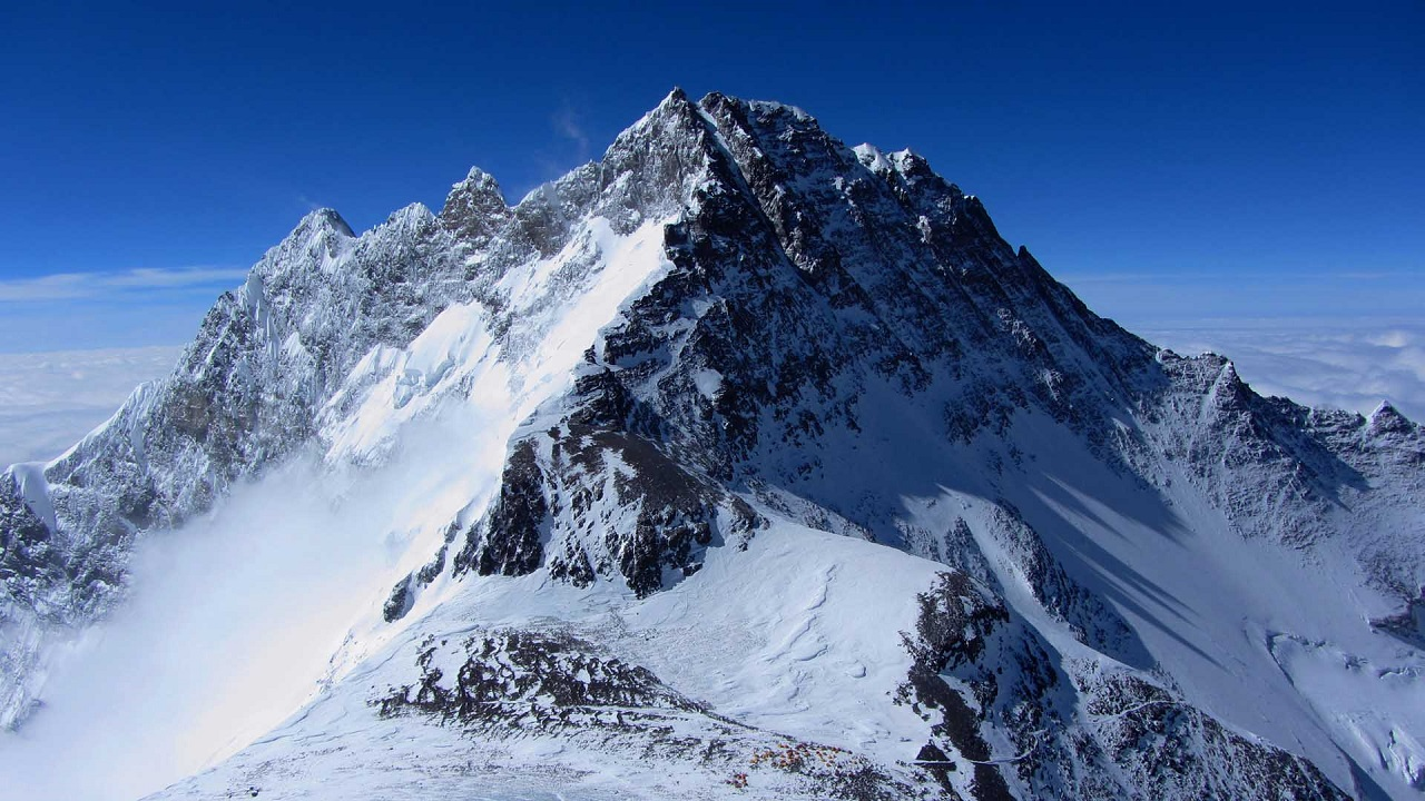 Fulmini sull'Everest