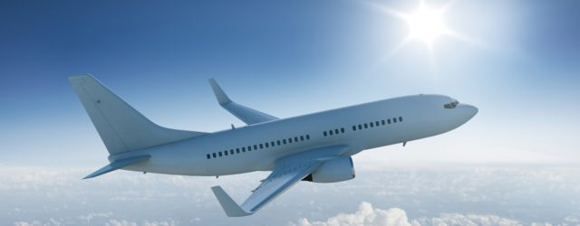 Gli aerei possono volare con carburanti ecologici?