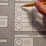 Perché non si può votare con la penna