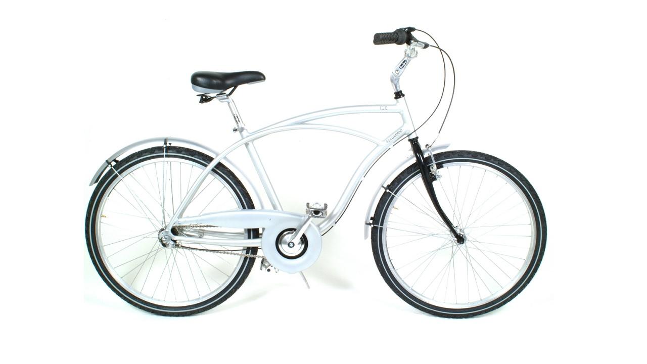 Biciclette riciclate da alluminio