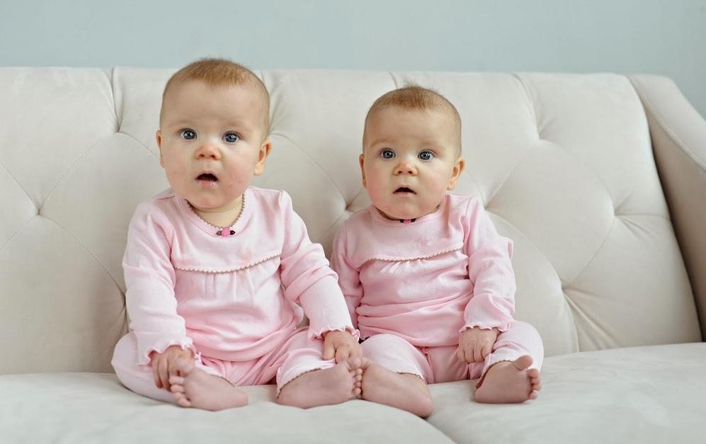 I figli dei gemelli avranno altri gemelli?