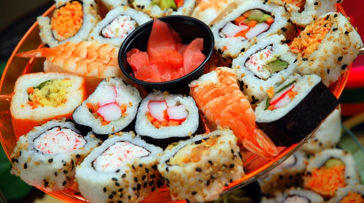 Sushi e ambiente