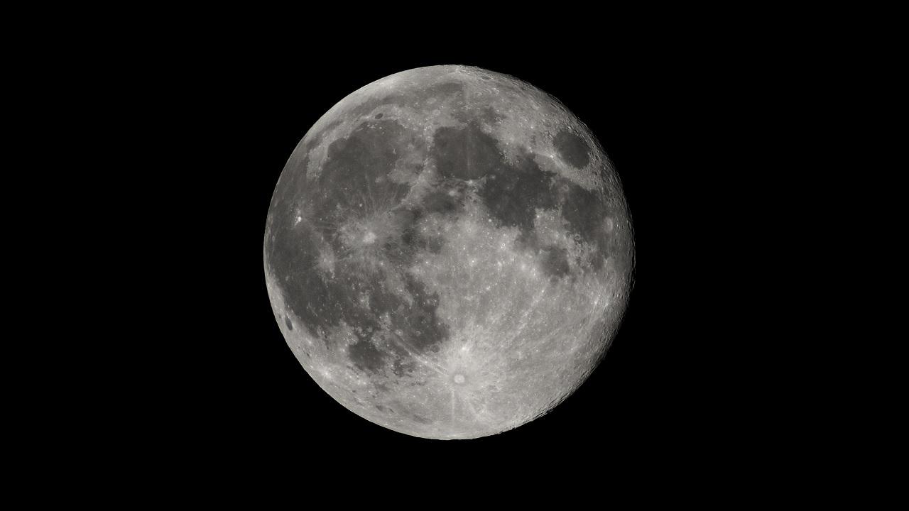 Atmosfera lunare