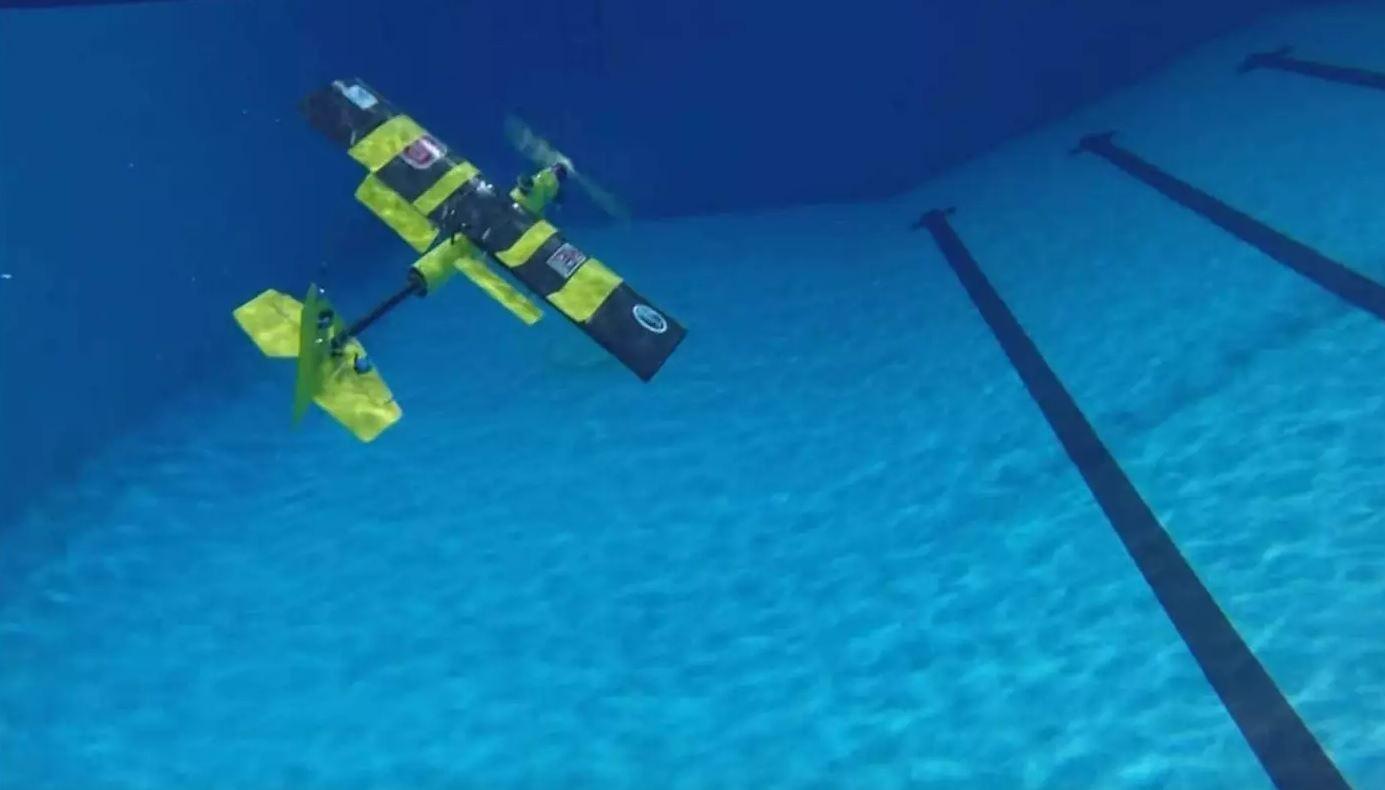 Esistono droni sottomarini?