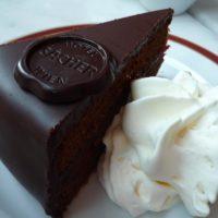 Da chi fu inventata la torta Sacher?