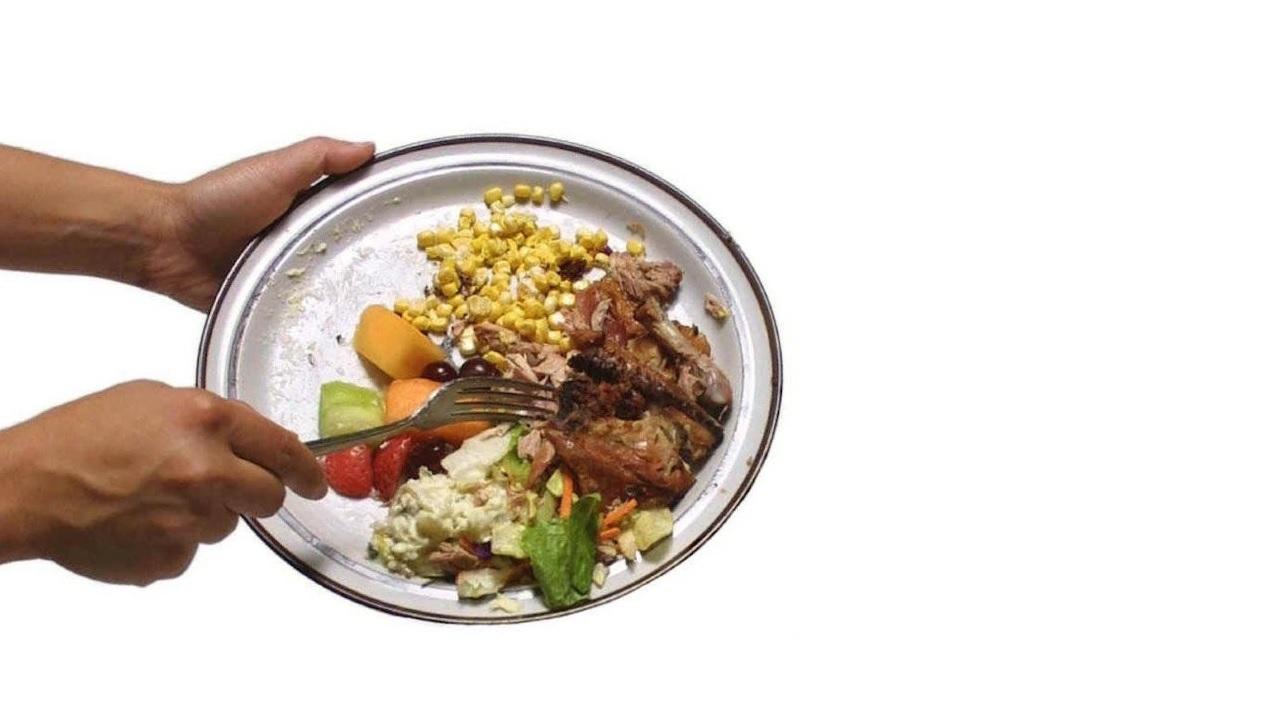 Quanto cibo si spreca in un anno?