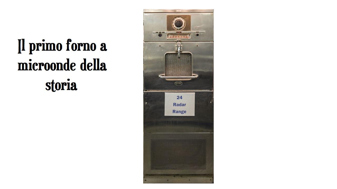 Chi ha inventato il forno a microonde?