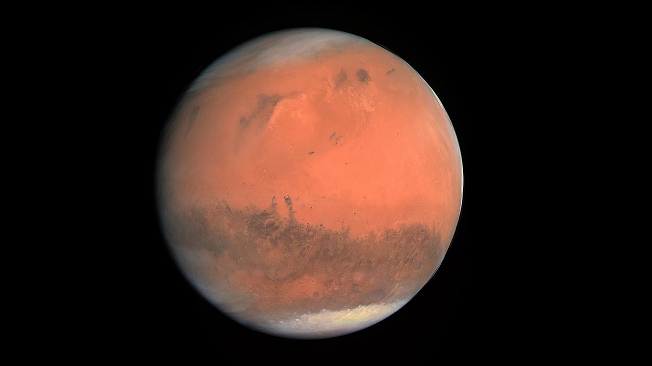 Su Marte c'è acqua?