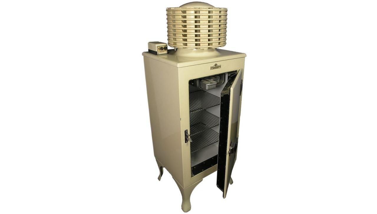 Chi ha progettato il frigorifero domestico?