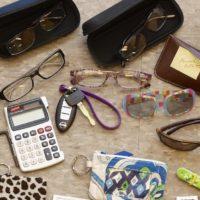 Quali oggetti vengono smarriti negli aeroporti?