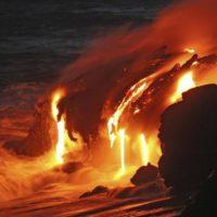 Quanto è calda la lava?