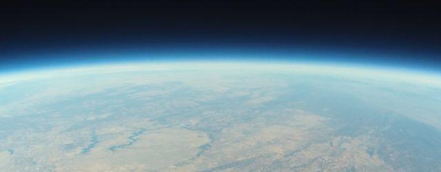 Da che altezza è visibile la curvatura della Terra?