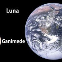 Può esistere una luna grande quanto la Terra?
