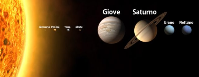 Quanto dura l'estate negli altri pianeti?