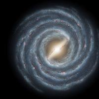 Come si fa a conoscere l'aspetto della Via Lattea?