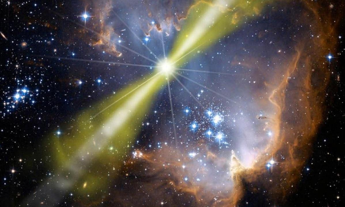 I lampi gamma (Gamma Ray Bursts)