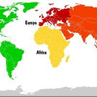 Quanti sono i continenti?
