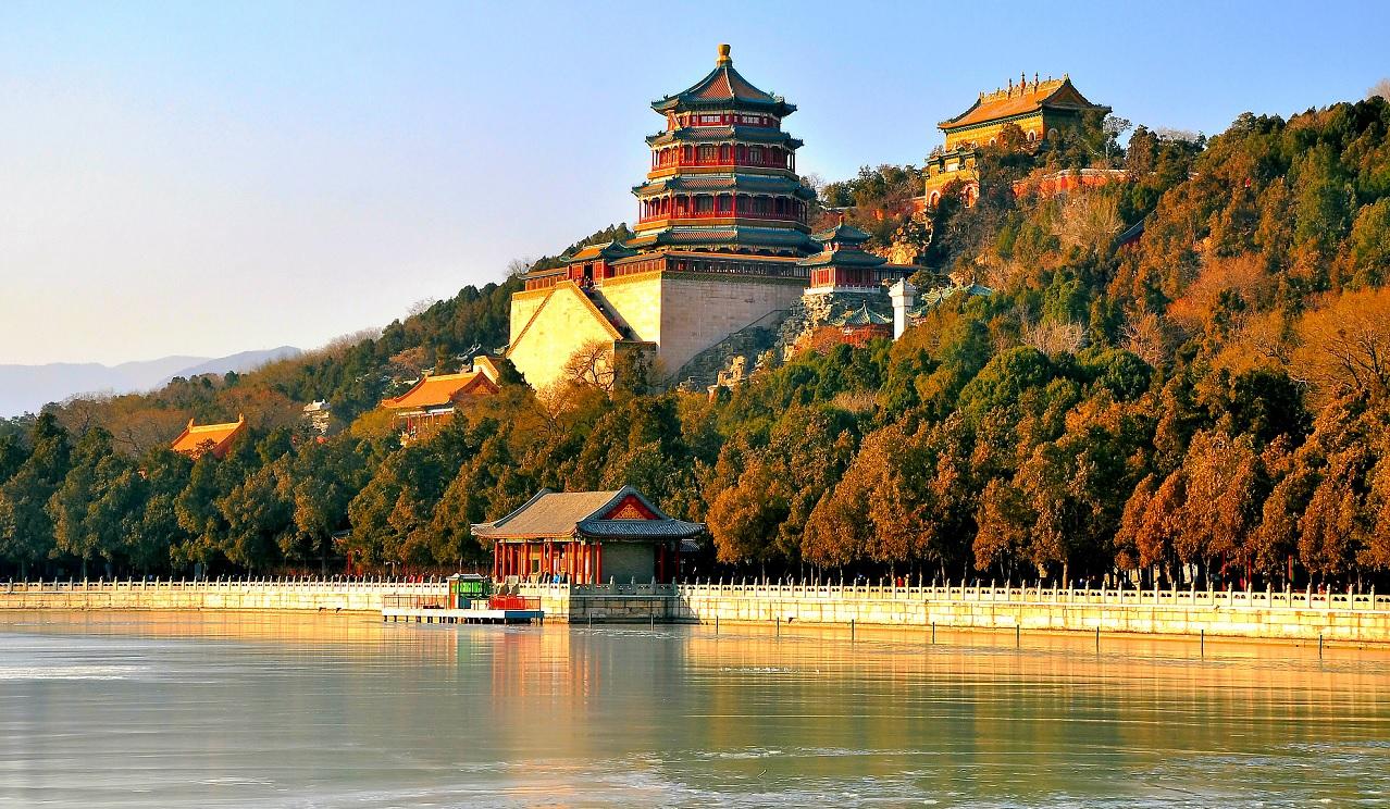 Il Palazzo d'Estate, Pechino