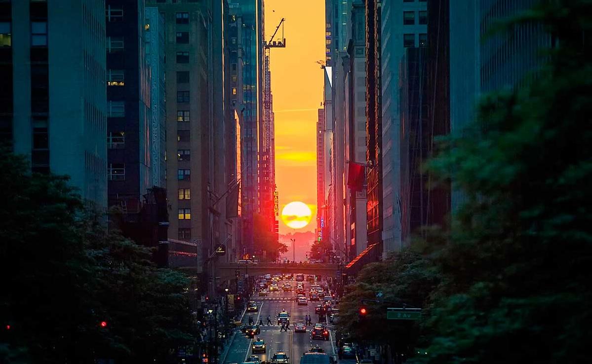 Il solstizio di Manhattan
