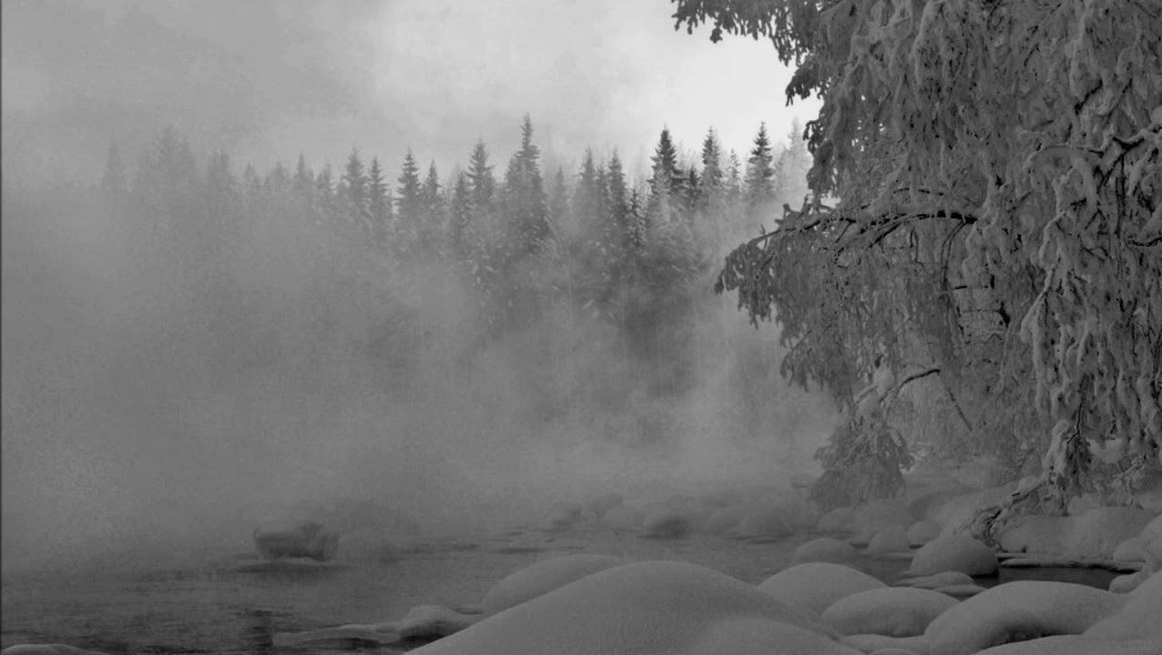 La nebbia ghiaccia sottozero?