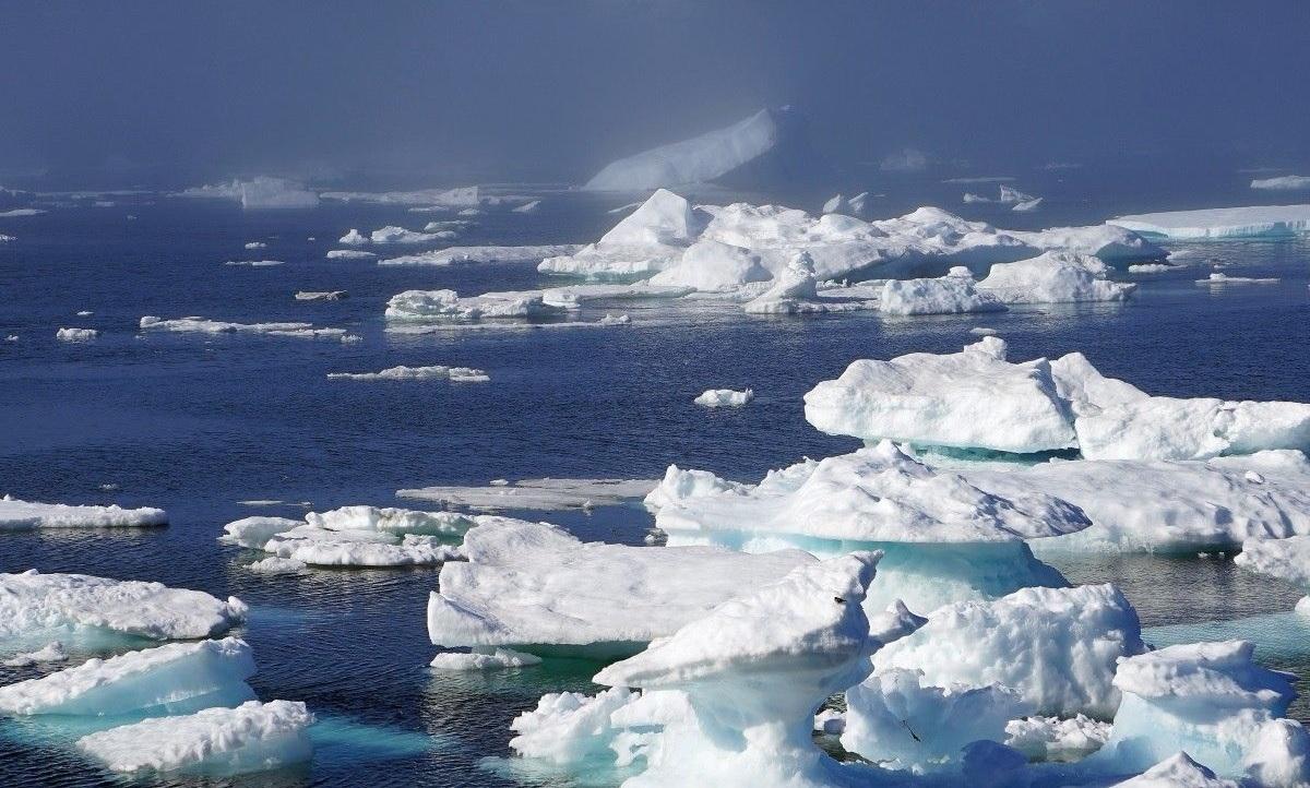 L'Artide si riscalda più velocemente?