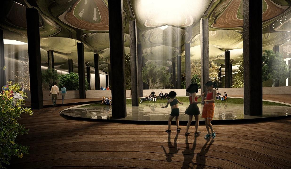 Lowline, il primo parco sotterraneo al mondo