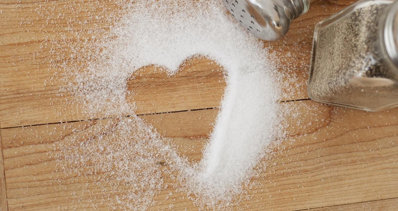 Il sale danneggia il cuore?