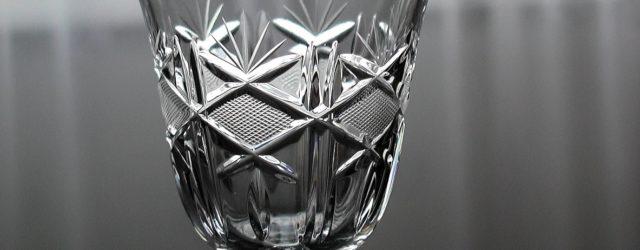 Che differenza c'è tra vetro e cristallo?