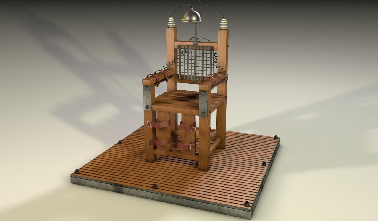 Quando è nata la sedia elettrica?