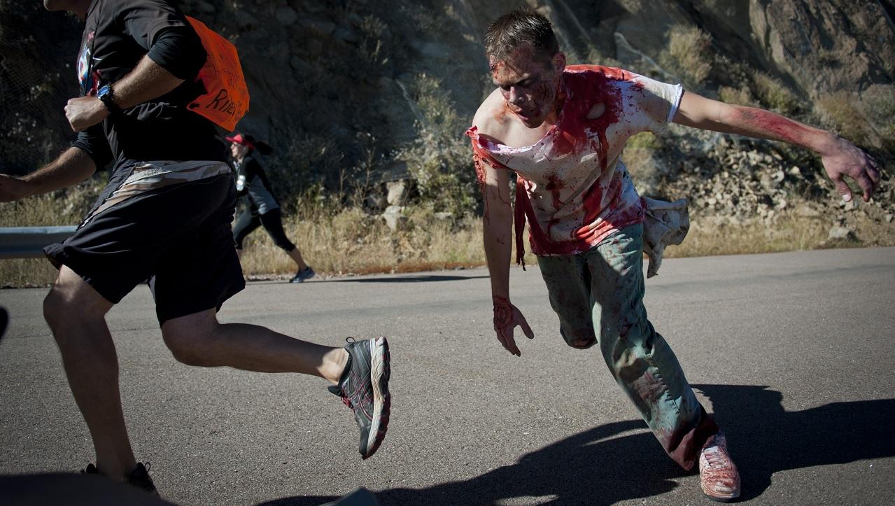 Le Zombie Run