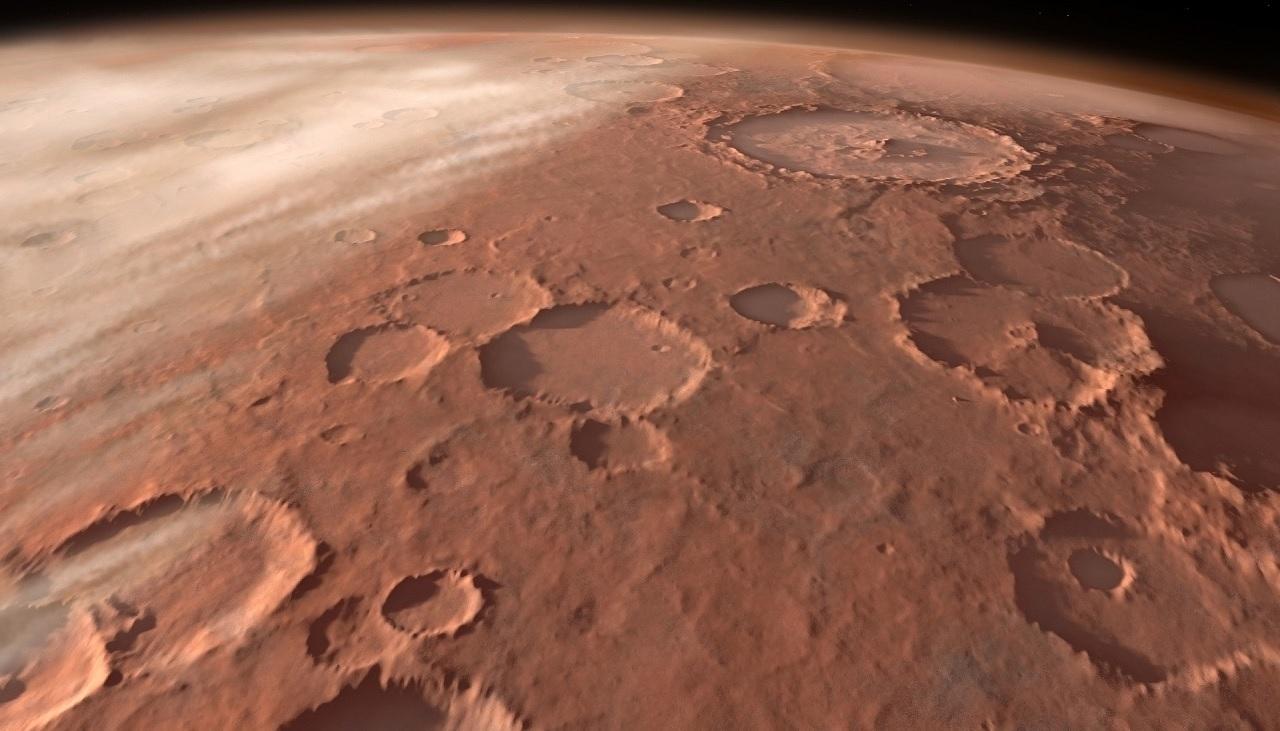 Su Marte ci sono i terremoti?