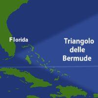È vero che le navi affondano nel Triangolo delle Bermuda?