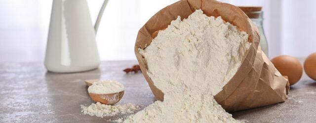 A che periodo risale la farina?
