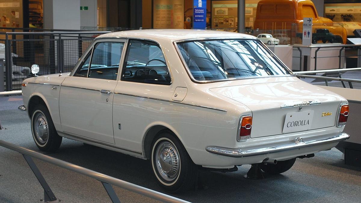 Toyota Corolla, la macchina più venduta di sempre