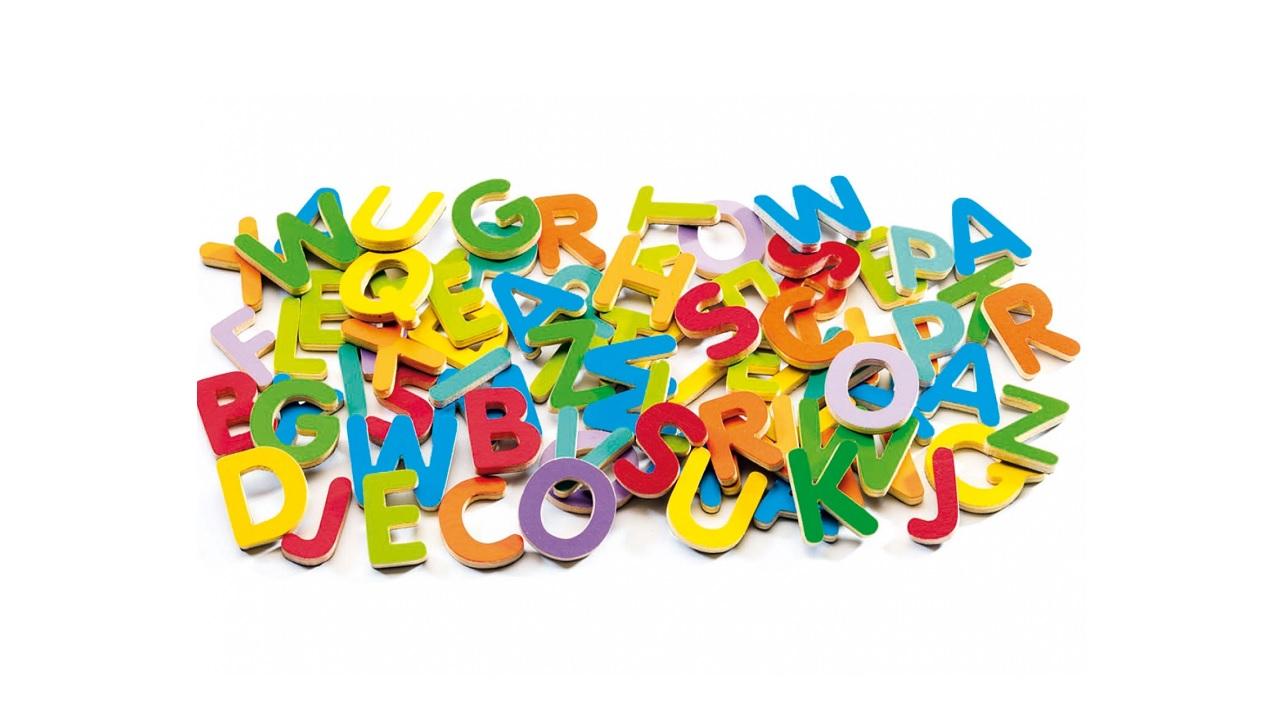 Lettere e colori