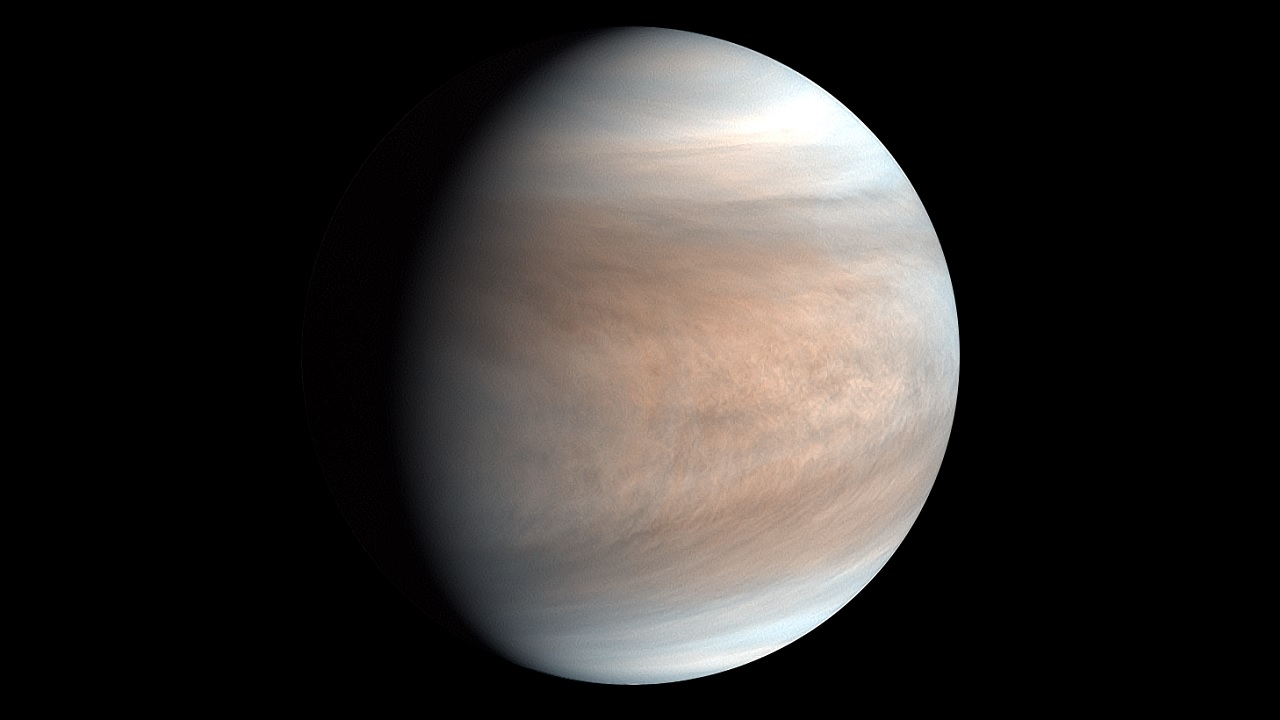 Siamo l'unico pianeta ad avere nubi?