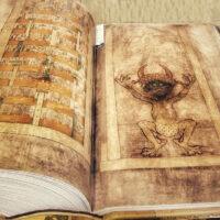 """Cos'è la """"Bibbia del Diavolo""""?"""