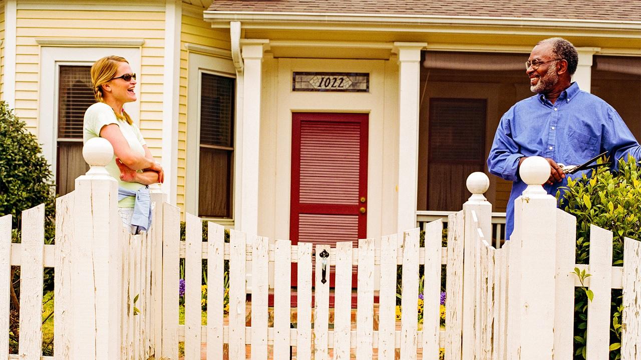 È importante andare d'accordo con il vicinato?