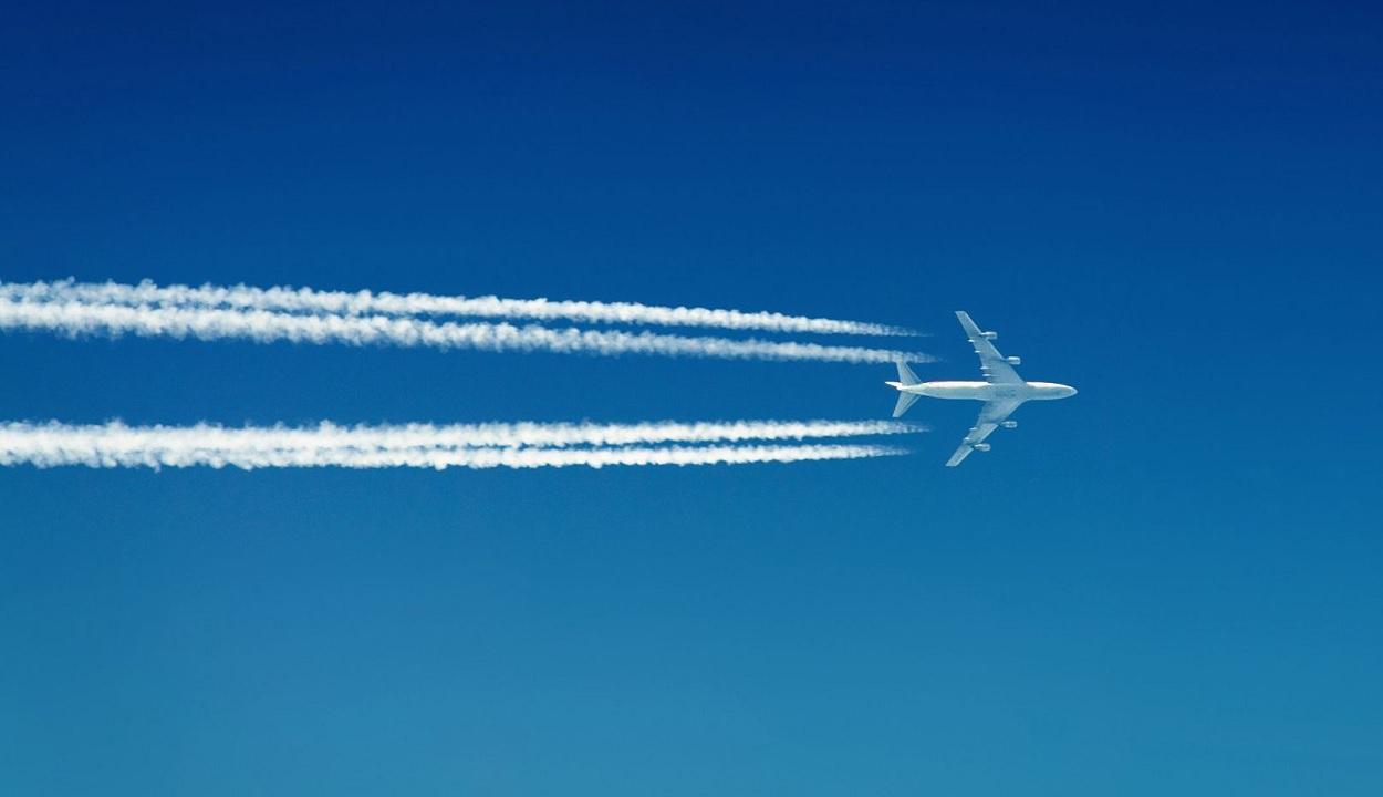 Cosa sono le scie degli aerei?