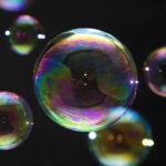 Perché le bolle di sapone sono rotonde?