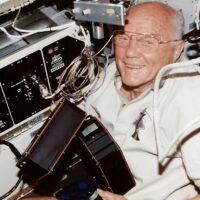 Chi è l'astronauta più anziano?