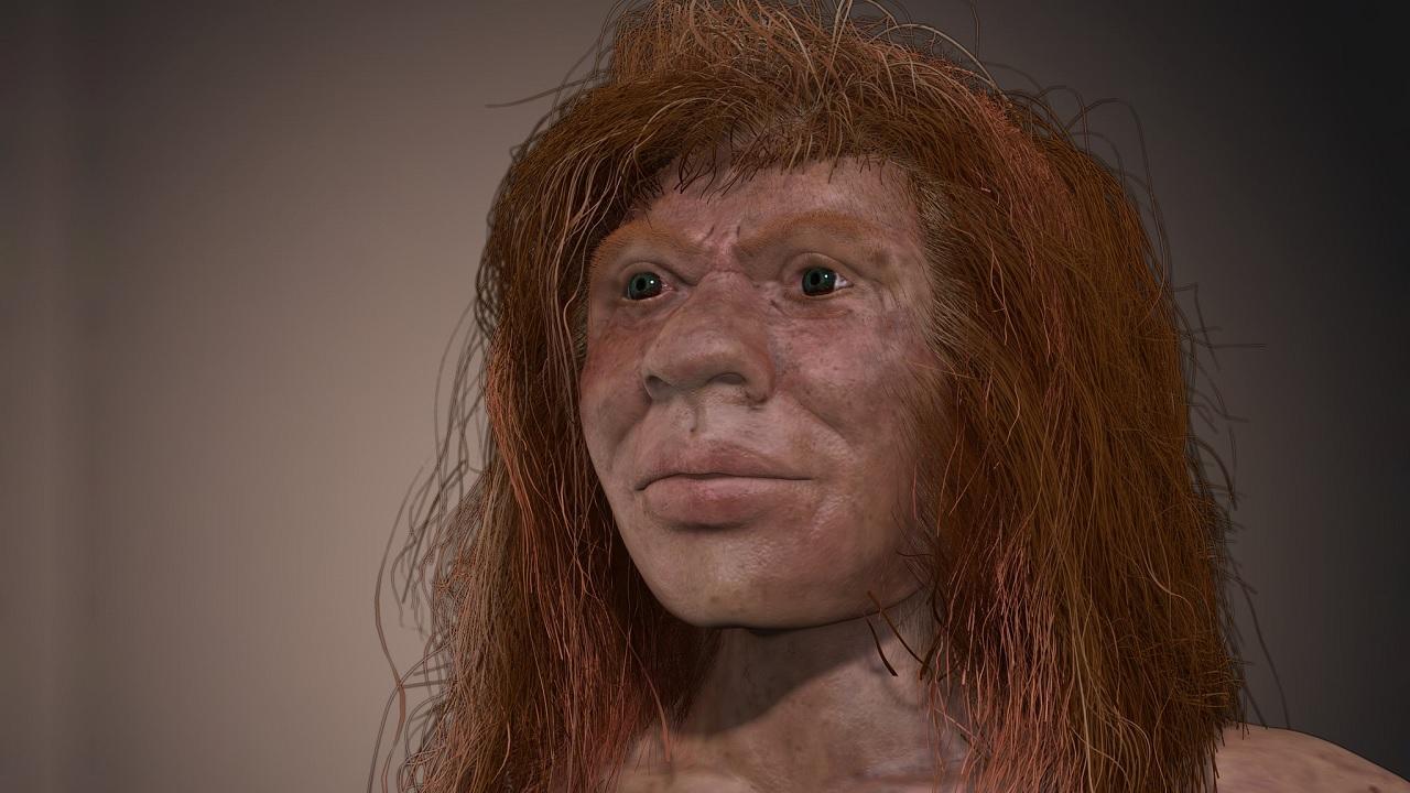Danny, metà Neanderthal e metà Denisovan