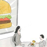 Le immagini pubblicitarie sul cibo sono veritiere?