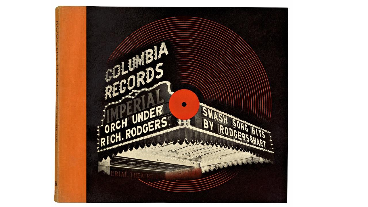 Smash Song Hits by Rodgers & Hart, il primo disco della storia ad avere una copertina.