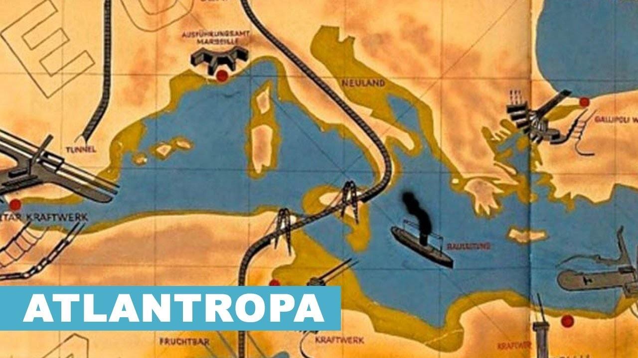 Il progetto Atlantropa