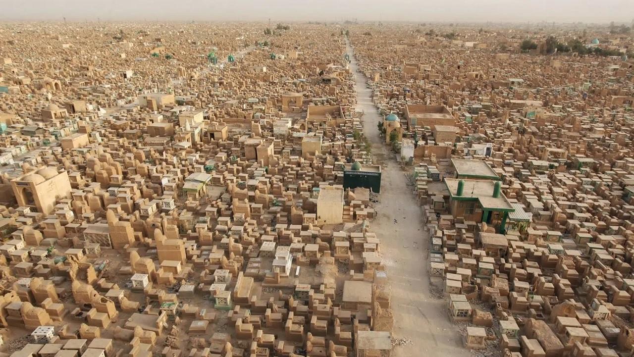 Wadi Al-Salam, il cimitero più grande del mondo
