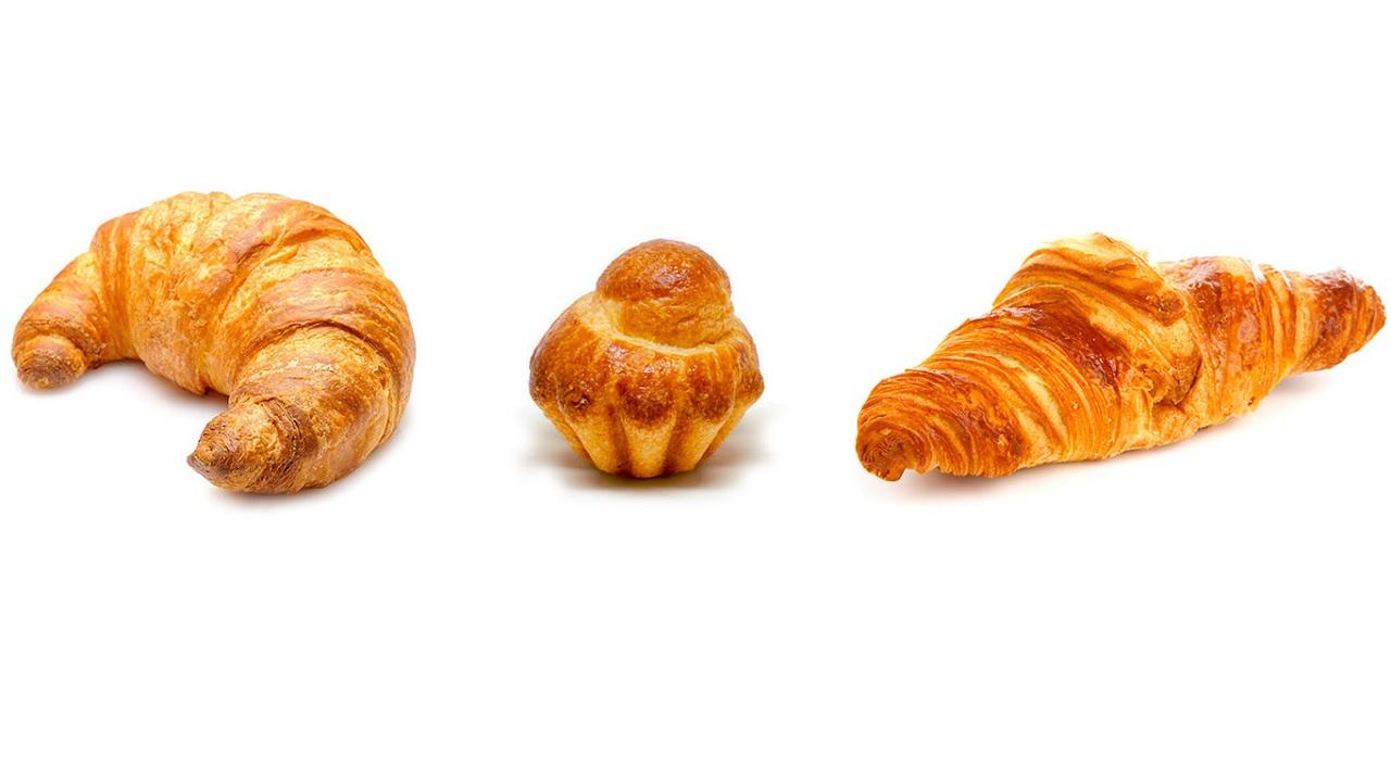 Qual è la differenza tra brioche, croissant e cornetto?